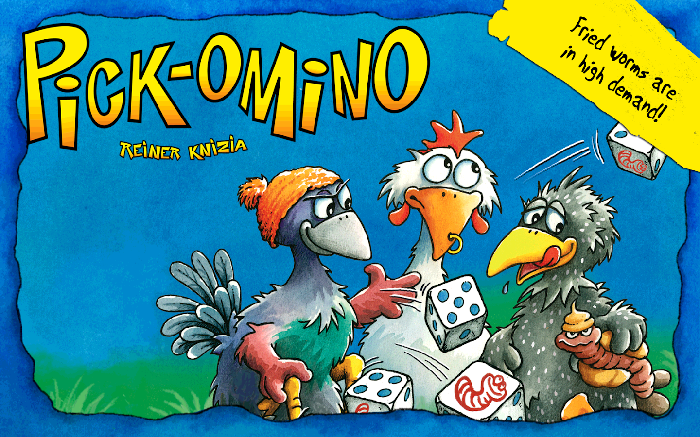 Pickomino by Reiner Knizia Screenshot 5
