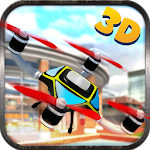RC Quadcopter 3D : Drone Games 1.9 Apk