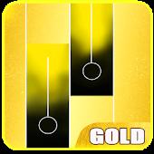 Piano Gold Tiles