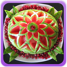 Fruits Vegetables Carving