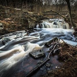 Hallamölla by Jocke Mårtensson - Landscapes Waterscapes