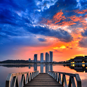 Great Morning by Azri Suratmin - Travel Locations Landmarks