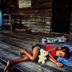 sweet dream on sweet home by Assoka Andrya - Babies & Children Children Candids