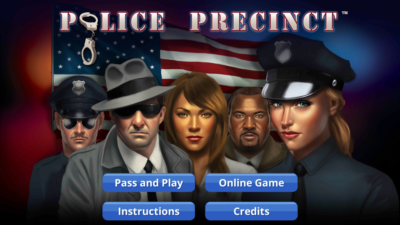 Police Precinct: Online Screenshot 0