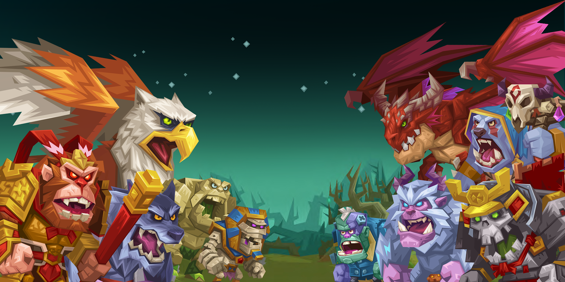 Tactical Monsters (Unreleased) Screenshot 4