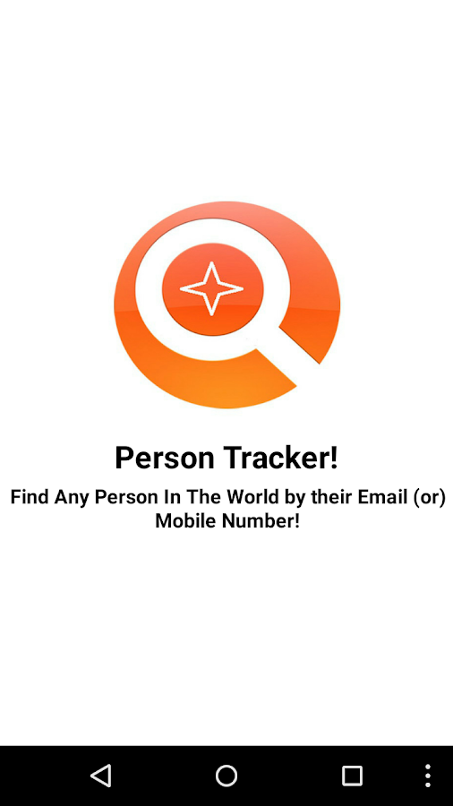 Person Tracker Screenshot 0