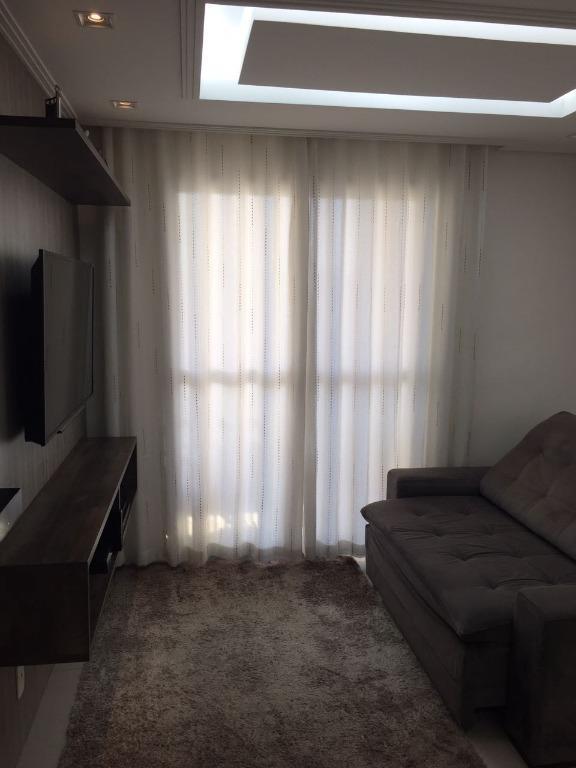 Apartamento à Venda - Vila Galvão