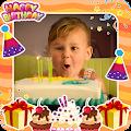 App Birthday Photo Frames apk for kindle fire
