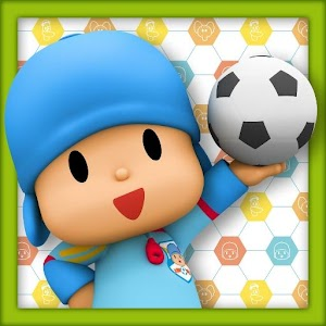 Cover art Talking Pocoyo Football