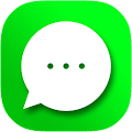 iMessage style OS11 APK for Bluestacks