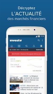 Investir screenshot for Android