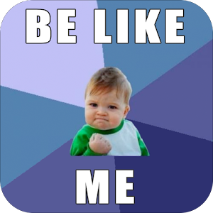 Be like ME - Official