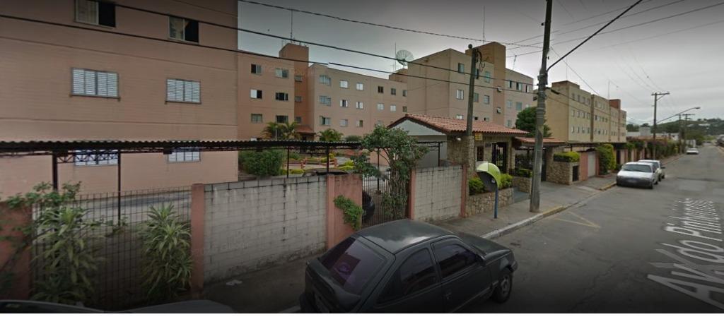 Excelente apto com 3 dormitórios à venda, Núcleo Residencial Satélite, Várzea Paulista - AP0882.