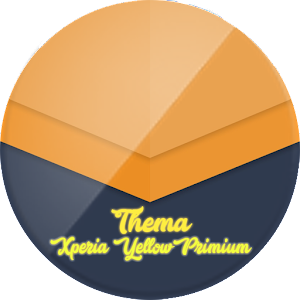Download free Thema-Xperia-Yellow-Primium for PC on Windows and Mac