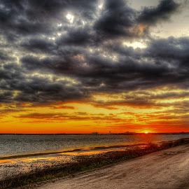 by Edward Allen - Landscapes Sunsets & Sunrises (  )