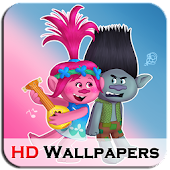 Wallpapers for Trolls Icon