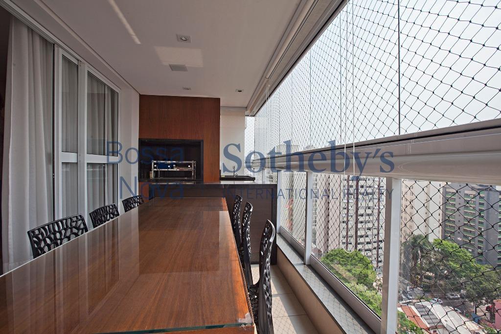 Apartamento residencial à venda com varanda gourmet, Perdizes, São Paulo.
