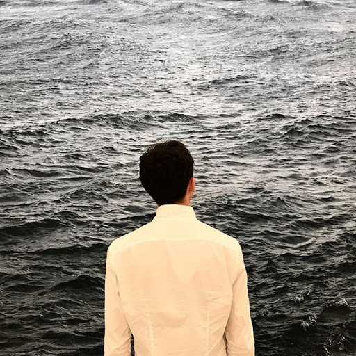 what of the sea fits in a mind of folds? If b...