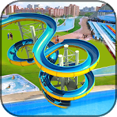 Water Slide Adventure 3D APK for Bluestacks