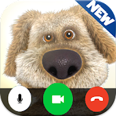 Download Android Game Call simulator for talking ben dog for Samsung