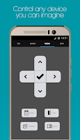 Screenshot of Universal Remote for HTC One