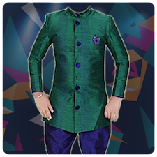 Children Sherwani Photo Suit