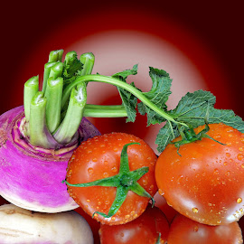 Red n purple by Asif Bora - Food & Drink Fruits & Vegetables