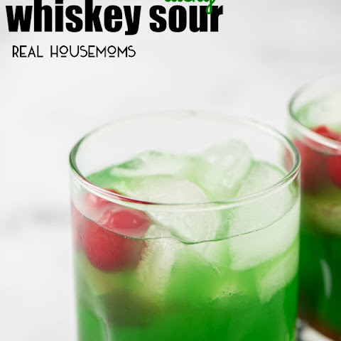 Lucky Whiskey Sour
