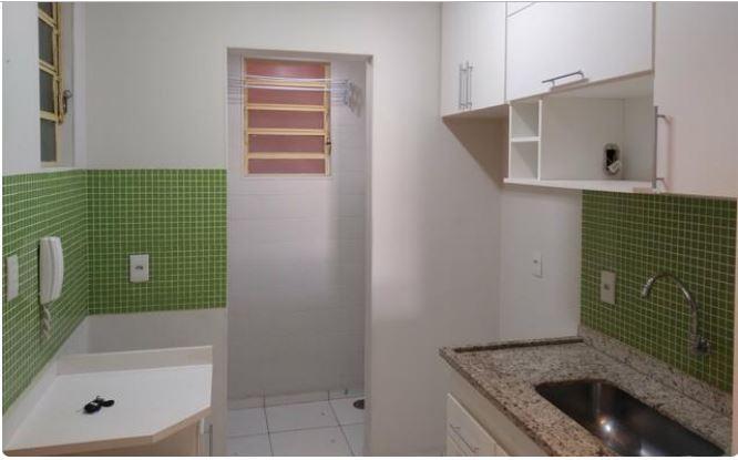 Kitnet com 1 dormitório à venda, 45 m² por R$ 125.000 - Botafogo - Campinas/SP
