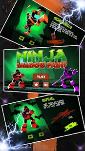 Game Turtles Fight - Ninja Shadow