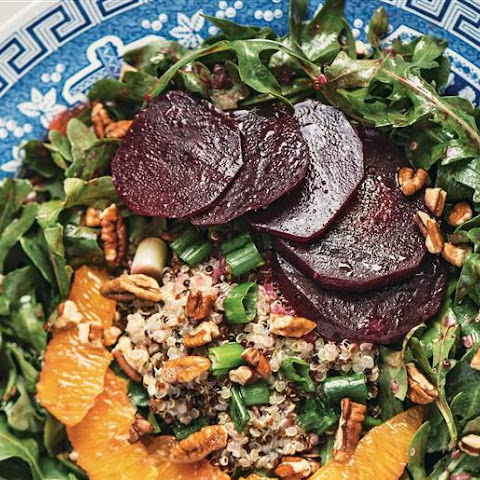 Easy Beet and Quinoa Salad