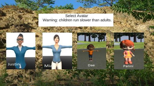 3D Fossil - screenshot