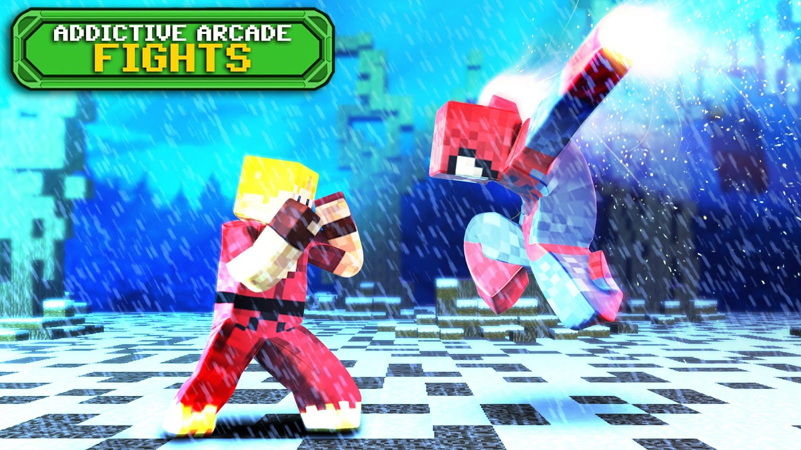 Cube Fighter 3D Screenshot 0