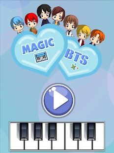 Magic Tiles - BTS Edition (K-Pop)