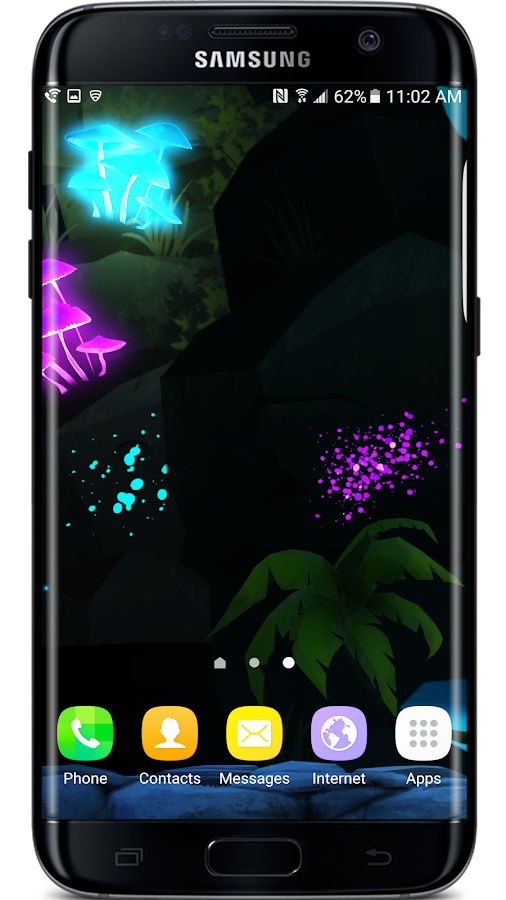 Firefly Jungle II LWP Screenshot 7