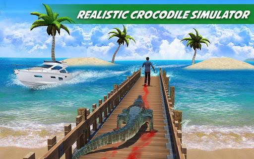 Crocodile Attack 2017 For PC