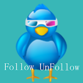 UnFollow For Twitter APK Icon