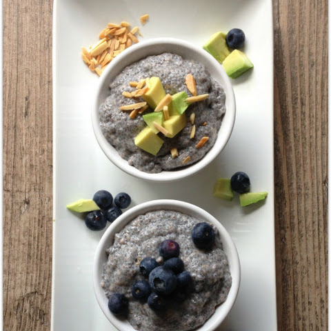 BREAKFAST CHIA PUDDING