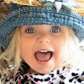 Surprise Surprise! by Cheryl Korotky - Babies & Children Child Portraits