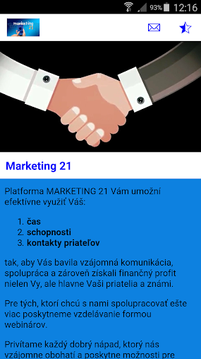 Marketing 21 APK