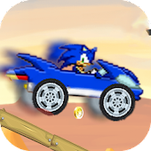 Game Sonic Super Race apk for kindle fire