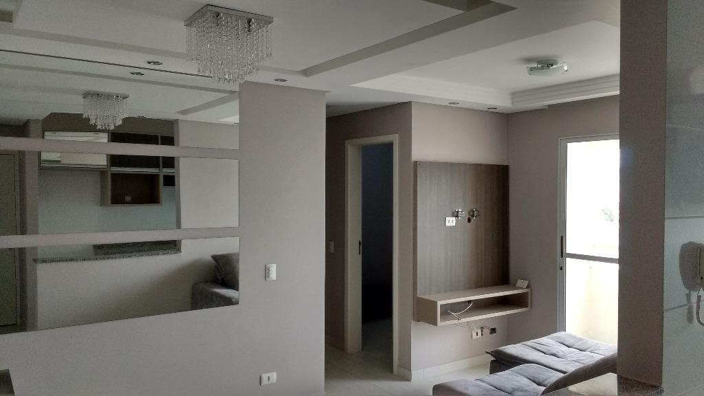 Apartamento residencial à venda, Villa Branca, Jacareí.