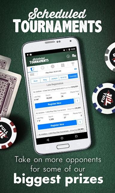 Full Tilt Poker - Texas Holdem screenshots