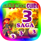 Guide Tips Bubble Witch Saga 3