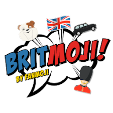 Britmoji - UK Emoji Stickers!