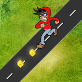 Game Robbery Runner APK for Kindle