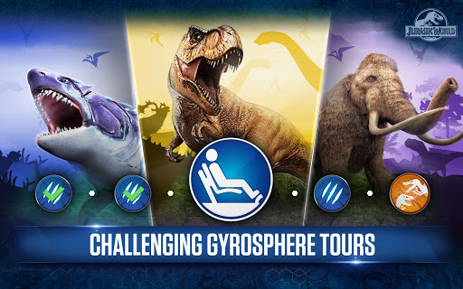 Jurassic World™: The Game screenshot 11