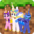 Pony Craft: Girls & Unicorn APK for Bluestacks