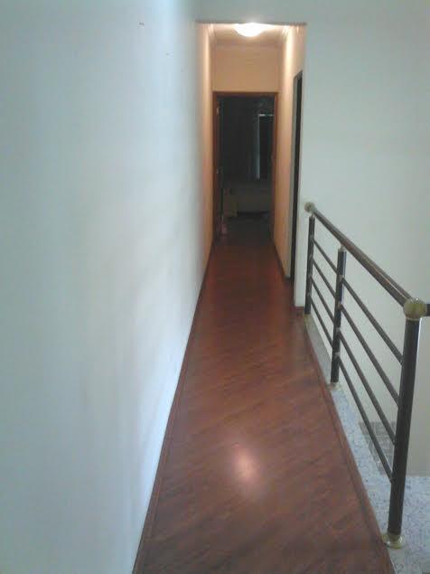 Casa residencial à venda, Bangu, Santo André.