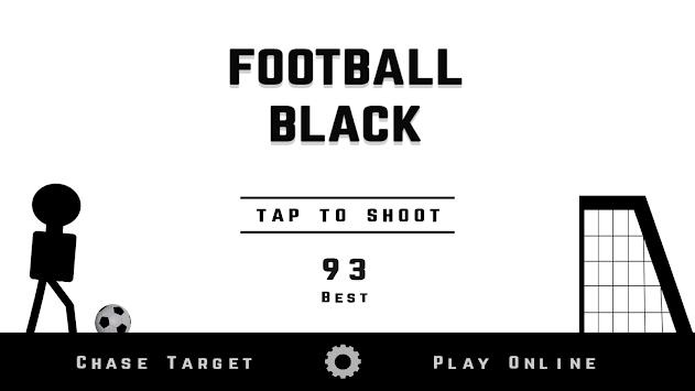 Football Black APK screenshot thumbnail 9